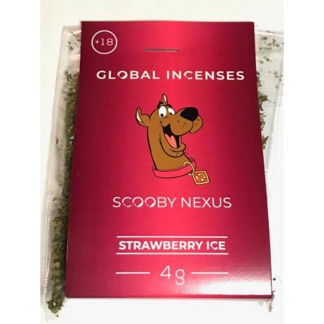 Scooby Nexus Strawberry ice - 4 gramos