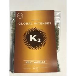 K2 Nilly Vainilla - 4 gramos