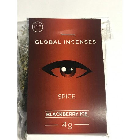 Spice Blackberry Ice - 4 gramos