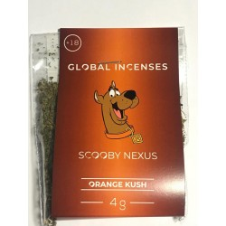 Scooby Nexus Orange Kush - 4 gramos